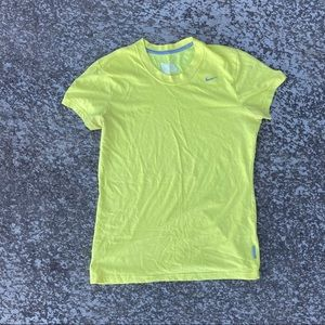 Nike Active Dri-Fit cotton Tee Large